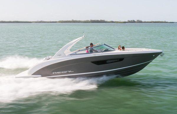 Regal New Boat Models - Hern Marine