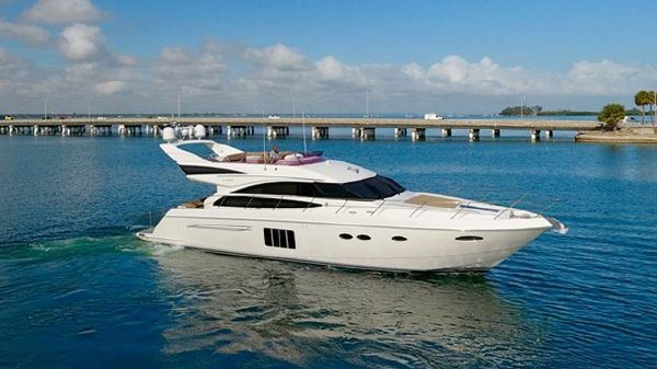 Princess 64 Motor Yacht 64 Princess Flybridge MY