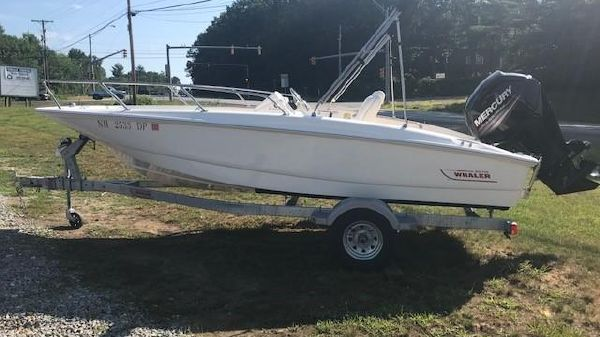 Boston Whaler 170SS