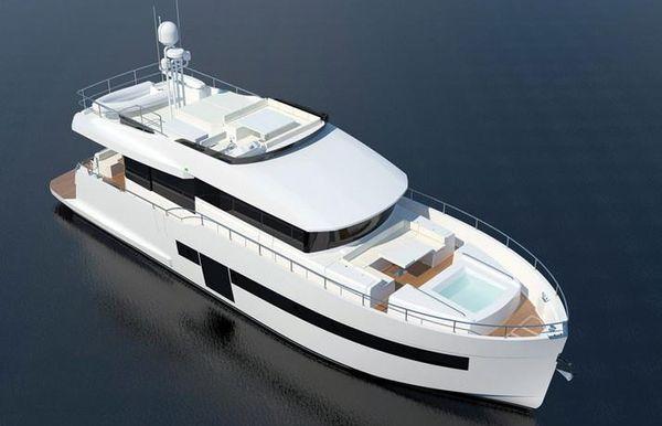 2021 Sundeck Yachts 700