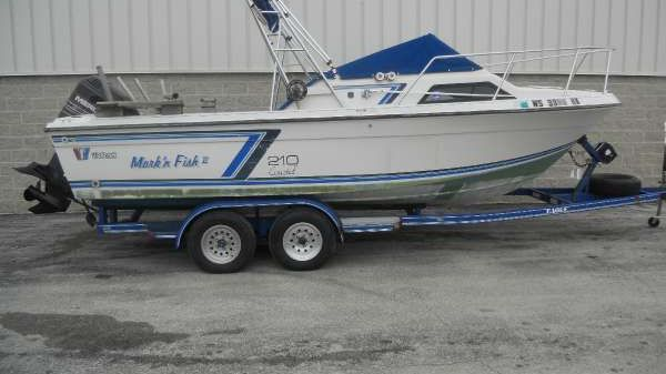 Wellcraft Coastal 210