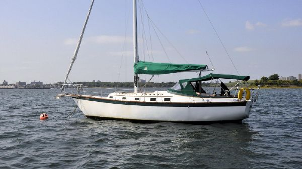 Endeavour 37 Sloop