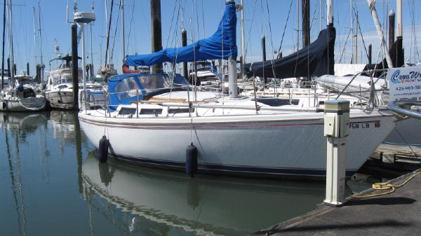 Catalina 30'sloop
