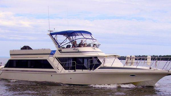Bluewater Coastal Cruiser