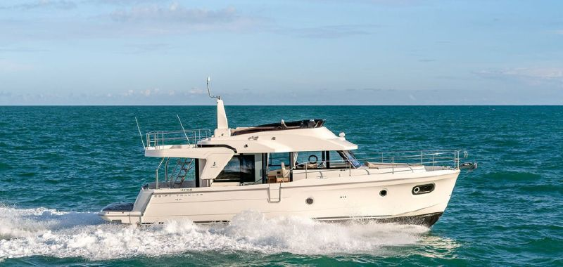 Beneteau Swift Trawler 47 - main image