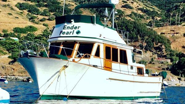 CHB Aft Cabin Trawler