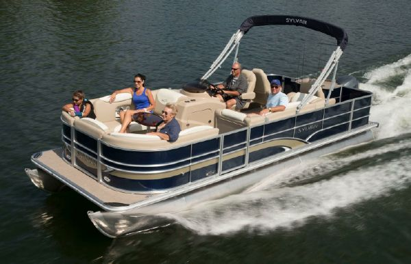 2017 Sylvan Mirage Fish 8522 Party Fish