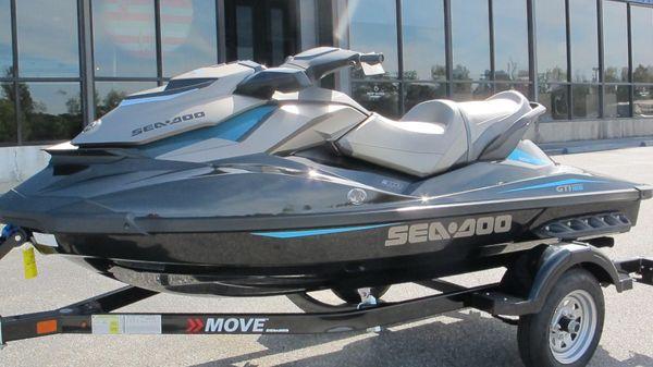 Seadoo GTI LTD 155