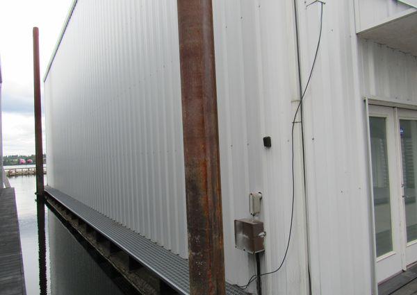 Custom 83' STEELHEAD MARINE BOATHOUSE image