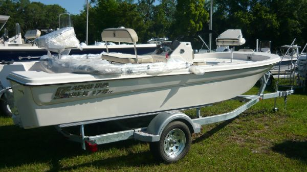 Carolina Skiff 178 JLS CENTER CONSOLE