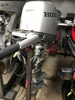 Honda BF 30 Tiller image