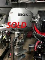 Honda BF 30 Tiller