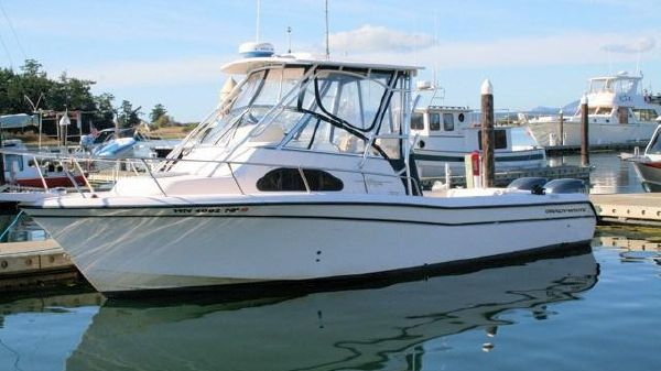 Grady-White 28' SAILFISH Profile