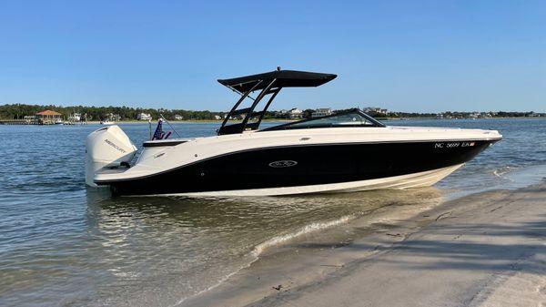 Sea Ray 230SPX OB