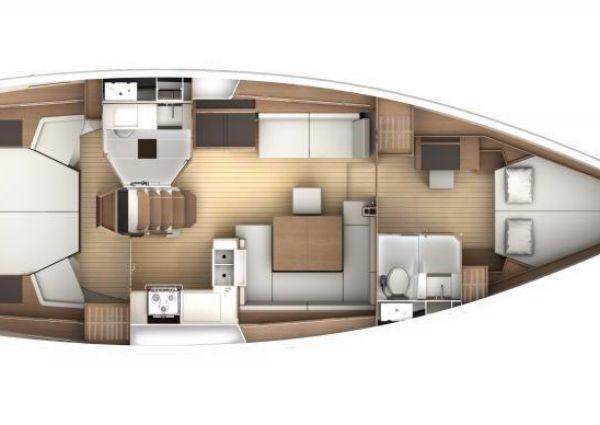 Jeanneau 44 Deck Saloon image