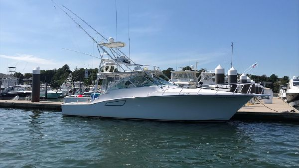 Cabo 40 Express Sea Keeper Gyro