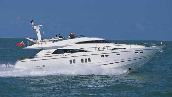 Fairline 74 Custom Yacht