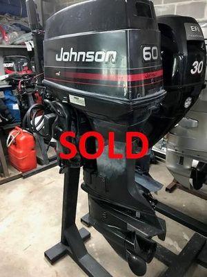 Johnson J60TTLED - main image