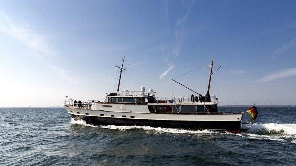 Krögerwerft (Lürssen) Gentleman Yacht