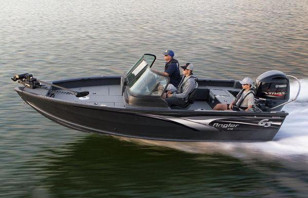 2022 G3 Angler V18 SF