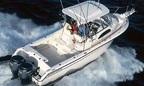 Grady-White Islander 270