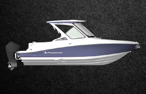 2021 Crownline 270 DC Finseeker