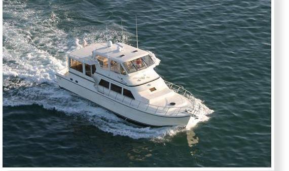 Novatec Islander Cockpit Motor Yacht
