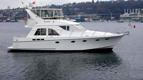 Ocean Alexander 422 Sport Sedan