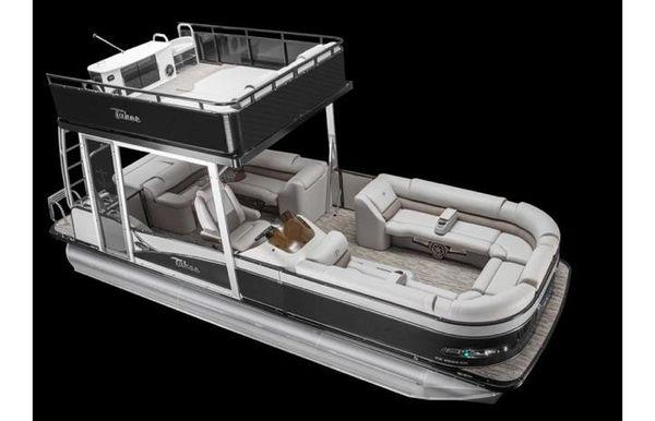 2020 Tahoe Pontoon Cascade Platinum Cruise Funship 25'