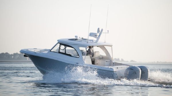 Southport 33 Dual Console