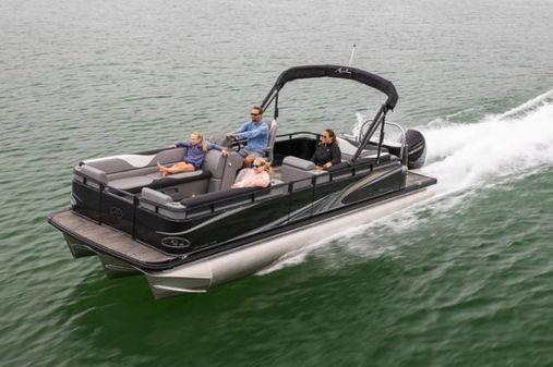Avalon Venture Cruise Rear Bench - 22' image