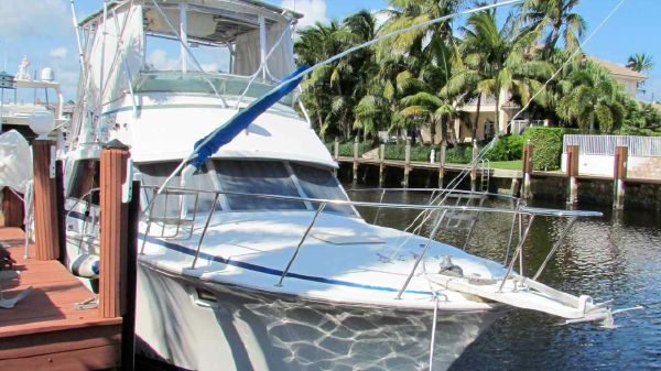 Bertram 38 Sport Fisherman