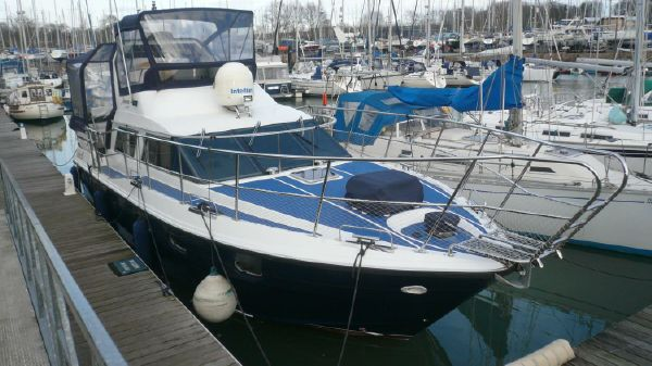 Humber 42 Afloat