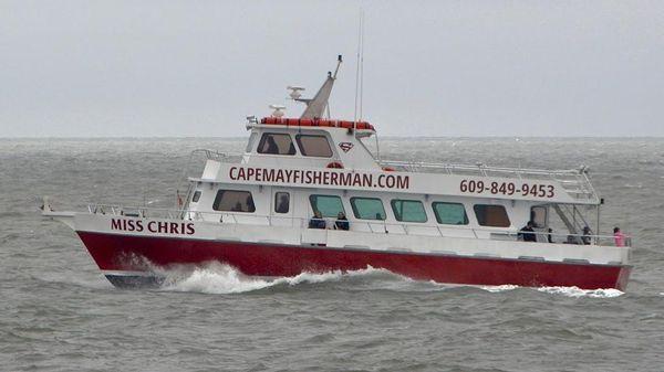 Gulf Craft Party Boat
