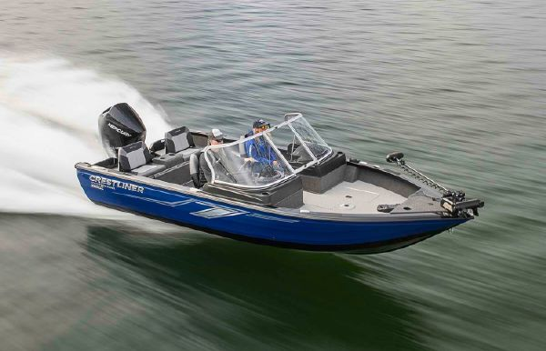 2021 Crestliner 1950 Fish Hawk