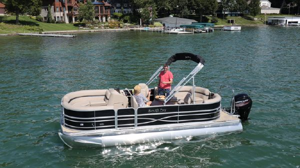 South Bay Pontoons 222E