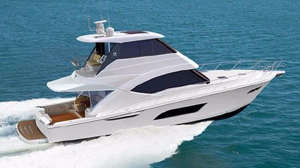 Riviera 57 Enclosed Flybridge- ON ORDER! Riviera 57 Flybridge