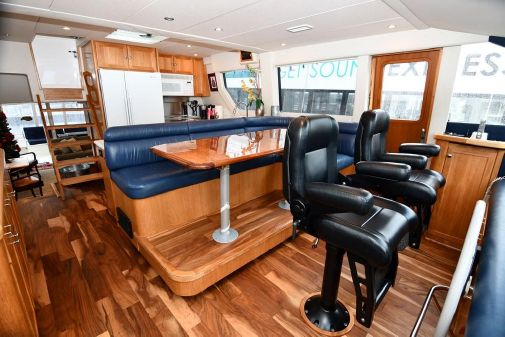 Pacific Mariner Pilothouse image