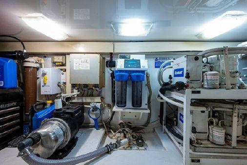 Viking 52 Convertible ~ Seakeeper image