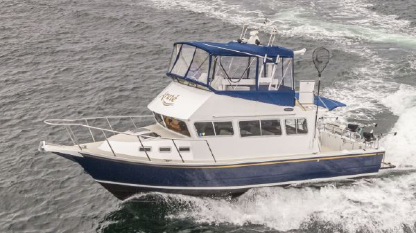 Almar Pilothouse Sportfisher