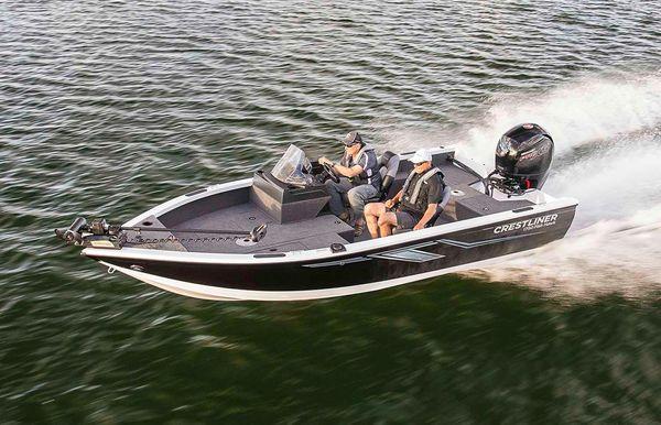 2021 Crestliner 1850 Fish Hawk SC JS