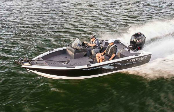 2020 Crestliner 1850 Fish Hawk SC