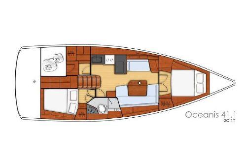 Beneteau America Oceanis 41.1 image