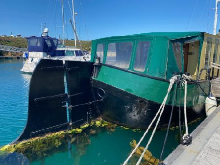 Custom Steel Barge image