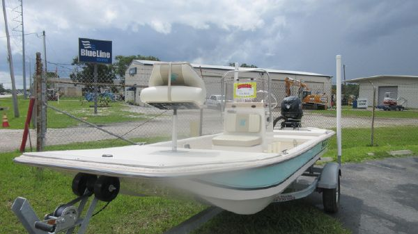 Carolina Skiff 16 J CC