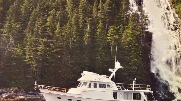 DeFever 49 Raised Pilothouse Trawler