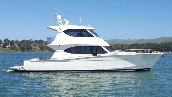 Maritimo 48 Cruising Motoryacht