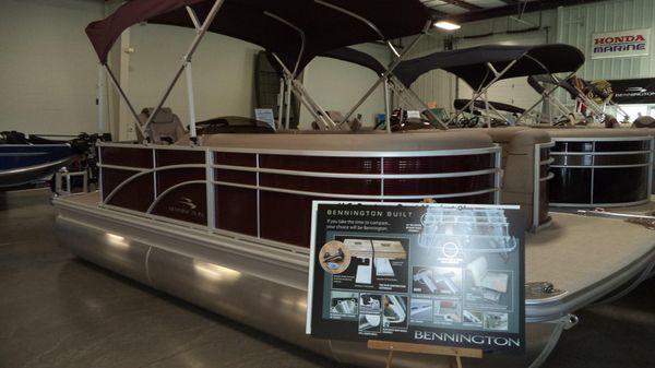 Bennington 20 SLMX