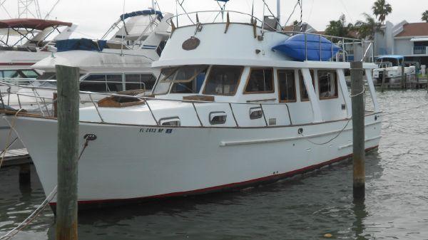 Marine Trader Europa Trawler