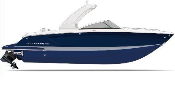 Chaparral 257 SSX Surf
